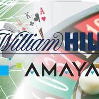 Várat magára az Amaya és a Wiliam Hill egyesülése