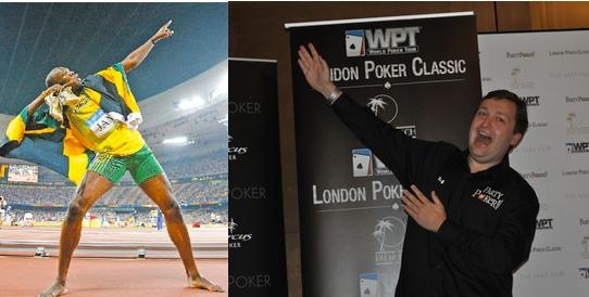 Usain Bolt és Tony G