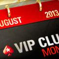 VIP hónap a Pokerstars oldalán