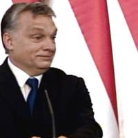Orbán kissé zavart lett egy kérdéstől
