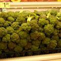 Ripsz-ropsz brokkolileves új levesbetéttel