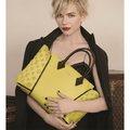 Vuitton-modellt alakít Michelle Williams