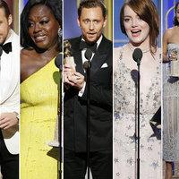 Golden Globe nyertesek 2017