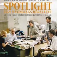 Spotlight - Egy nyomozás részletei [2015]