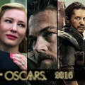 Oscar jelölések 2016