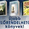 A Maxim Könyvkiadó újdonságai a Könyvfesztiválon