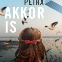 Megjelent Finy Petra Akkor is című regénye