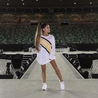 Ariana Grande a Reebok új arca