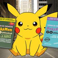 Megjelentek a Pokémon Go kézikönyvek