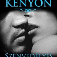 Megjelent Sherrilyn Kenyon Szenvedélyes éjszakák (Sötét Vágyak Vadásza 9.)