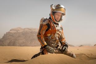 Mentőexpedíció - The Martian [2015] - Marsi kalandok DVD-n