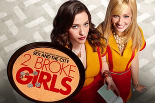 Az élet csajos oldala - 2 Broke Girls - Első évad