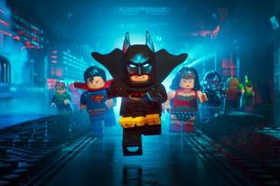 Jól sikerült a LEGO Batman film