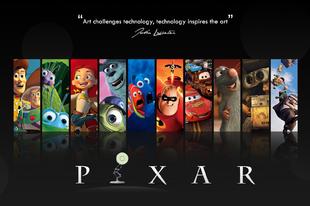 Pixar animációk