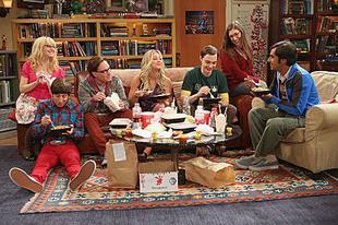 Agymenők - The Big Bang Theory 6. évad