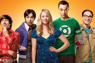 Agymenők - The Big Bang Theory S07E015 - S07E023