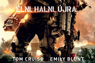 Tom Cruise-t lelövik ugye? - A holnap határa - 2014