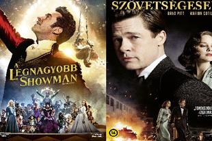 Májustól DVD-n ezek a sikerfilmek