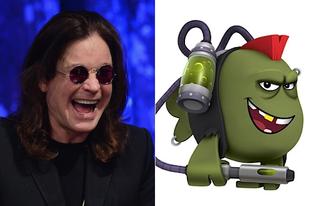 Unokája miatt vállalt szerepet Ozzy Osbourne a Nickelodeon sorozatában