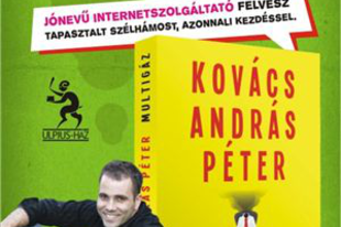 Kovács András Péter - Multigáz (Mutigáz trilógia 1)