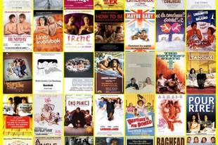 Kreatív (?) film plakátok