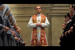 Hamarosan érkezik Az ifjú pápa