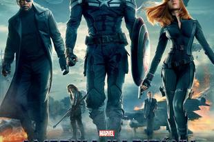 Amerika Kapitány - A tél katonája [2014]