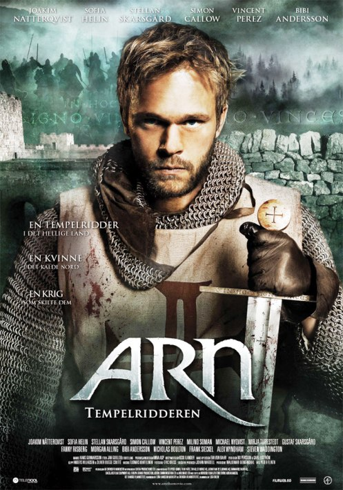 Arn, a templomos lovag