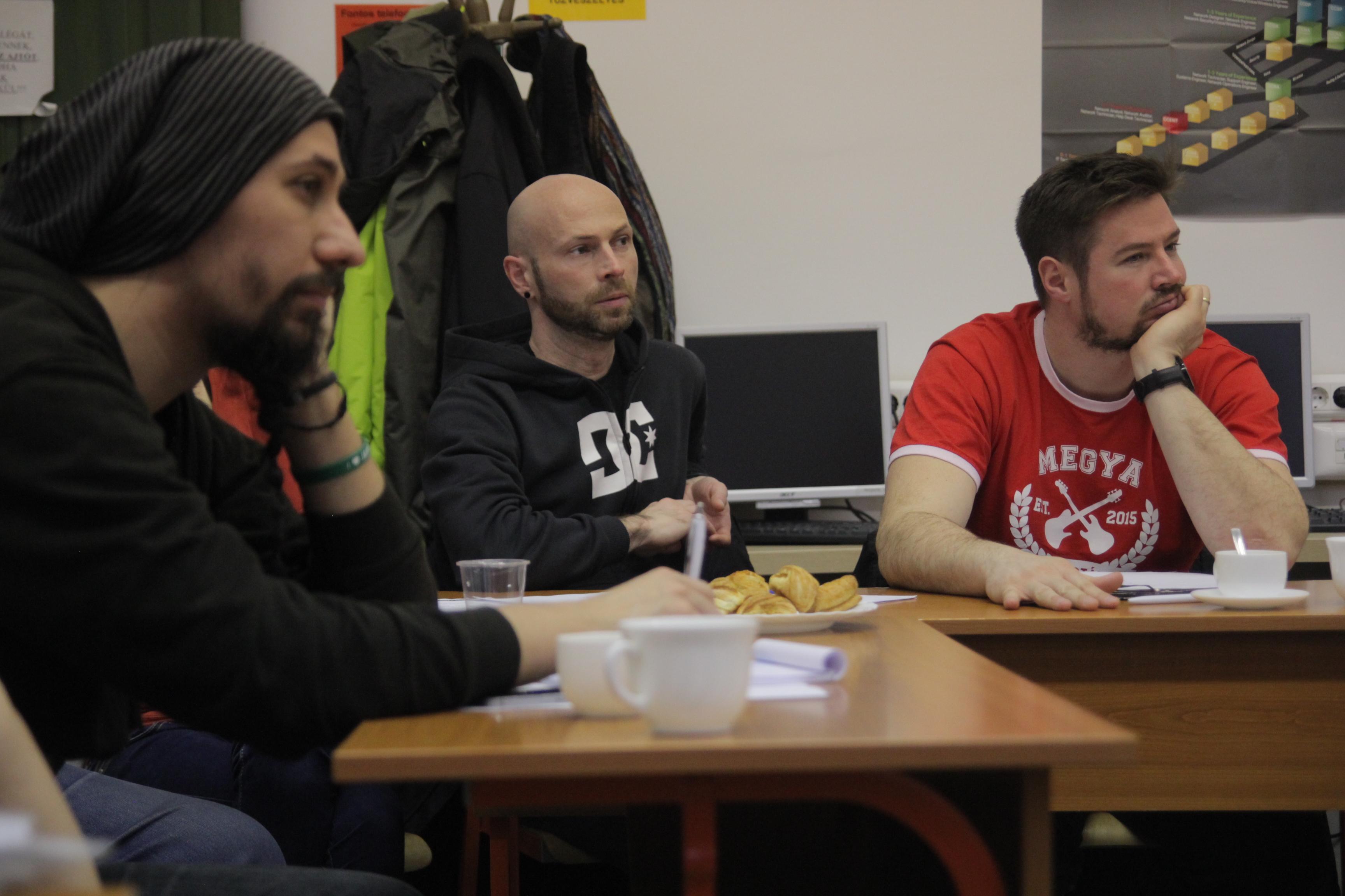 A Poptanítás-munkacsoport második workshopjának képei
