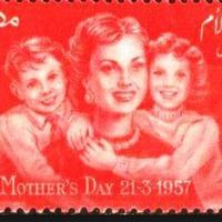 Anyák napi bélyegek 1957-től napjainkig
