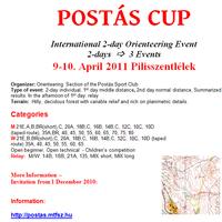 Postás kupa 2011 előzetes