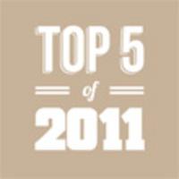 Top 5 of 2011 - az idei év legjobbjai