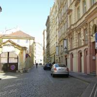 A kevésbé látogatott belvárosi utcák egyike
