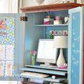 Kicsi íróasztal, extra hely: trükkök, amikkel teret nyerhetünk