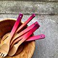 Lehelj új életet fa konyhai eszközeidbe!