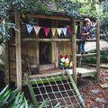 15 mesés kerti kisház gyerekeknek