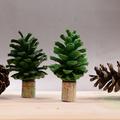 Egyszerű dekoráció tobozból, amit a kicsik is el tudnak készíteni