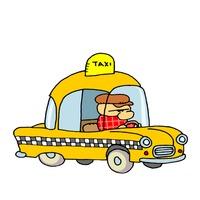 Betegszállító nincs, mehetsz taxival