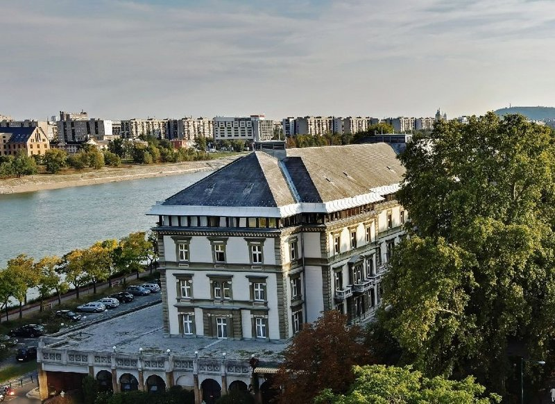 Danubius Grand Hotel Budapest
