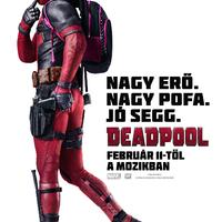 Deadpool magyar poszter