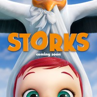 Storks Announcement Trailer