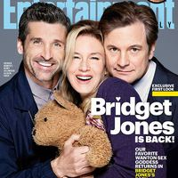 Bridget Jones's Baby EW cover
