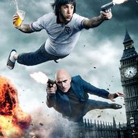 Agyas és agyatlan (The Brothers Grimsby) - poszter