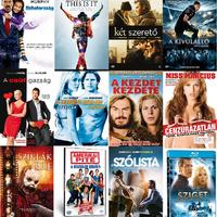 2010. januári DVD megjelenések