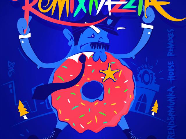 'Razzia' várható a Bëlga háza táján – Hamarosan egyedülálló remix albumot ad ki a zenekar