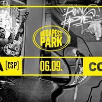 Nyárindító Reggae-ünnep a Budapest Parkban