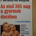 Az első 365 nap a gyermek életében