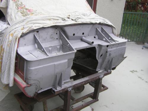 1964 triumph spitfire alv z s t zfal tiszt t s profett for Garage land rover nancy