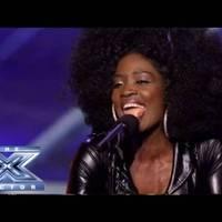 Nagyot énekelt az 54 éves nő az amerikai X-Factorban - Videó