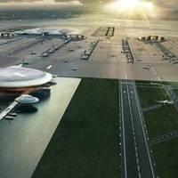 Futurisztikus reptér lesz a folyón Londonban
